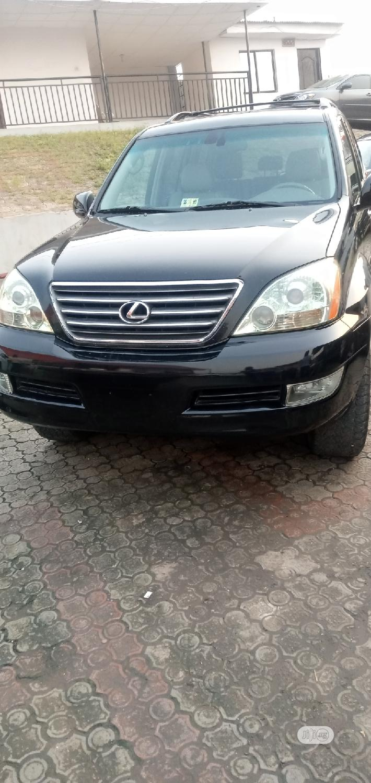 Lexus GX 2004 Black
