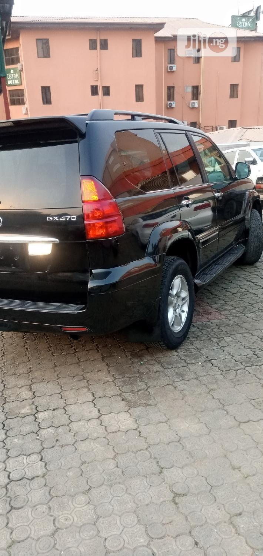 Lexus GX 2004 Black   Cars for sale in Ikeja, Lagos State, Nigeria