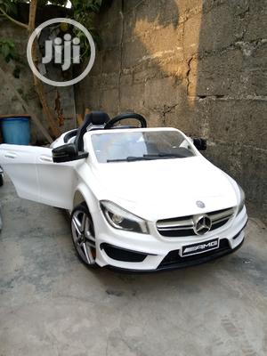Cool Uk Used Licensed Kids Mercedes Benz CLA45 Super Car | Toys for sale in Lagos State, Surulere