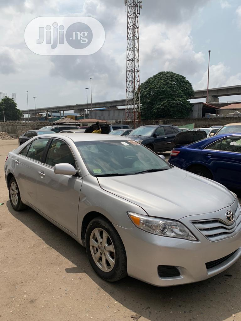Toyota Camry 2010 Silver | Cars for sale in Lagos Island (Eko), Lagos State, Nigeria