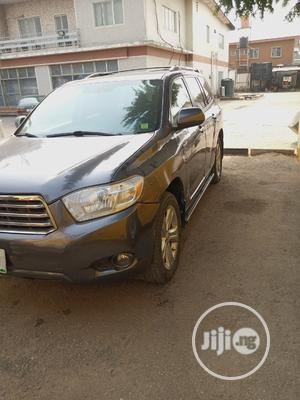 Toyota Highlander 2008 Gray | Cars for sale in Lagos State, Ilupeju