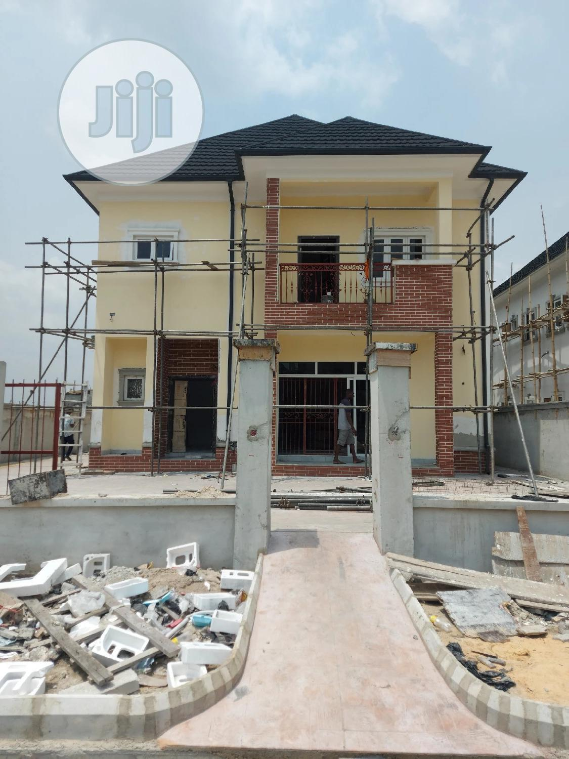 Brand New 4 Bedroom Duplex BQ in Golf Estate 4 Sale Ph | Houses & Apartments For Sale for sale in Port-Harcourt, Rivers State, Nigeria