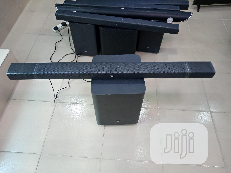 JBL Bar 5.1 | 5.1-Channel 4K Ultra HD Soundbar