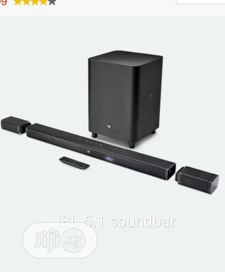 JBL Bar 5.1 | 5.1-Channel 4K Ultra HD Soundbar | Audio & Music Equipment for sale in Ojo, Lagos State, Nigeria