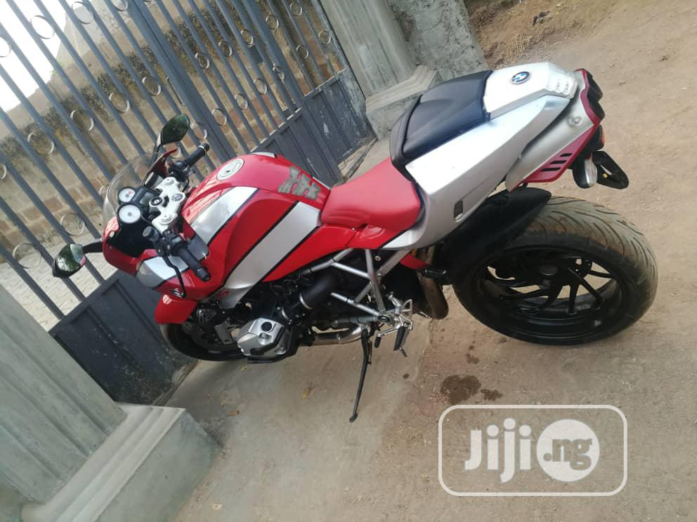 BMW 1200 2013 Red   Motorcycles & Scooters for sale in Port-Harcourt, Rivers State, Nigeria