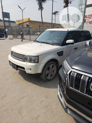 Land Rover Range Rover Sport 2013 HSE 4x4 (5.0L 8cyl 6A) White | Cars for sale in Lagos State, Ikeja