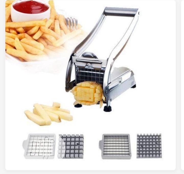 Potato Chipper