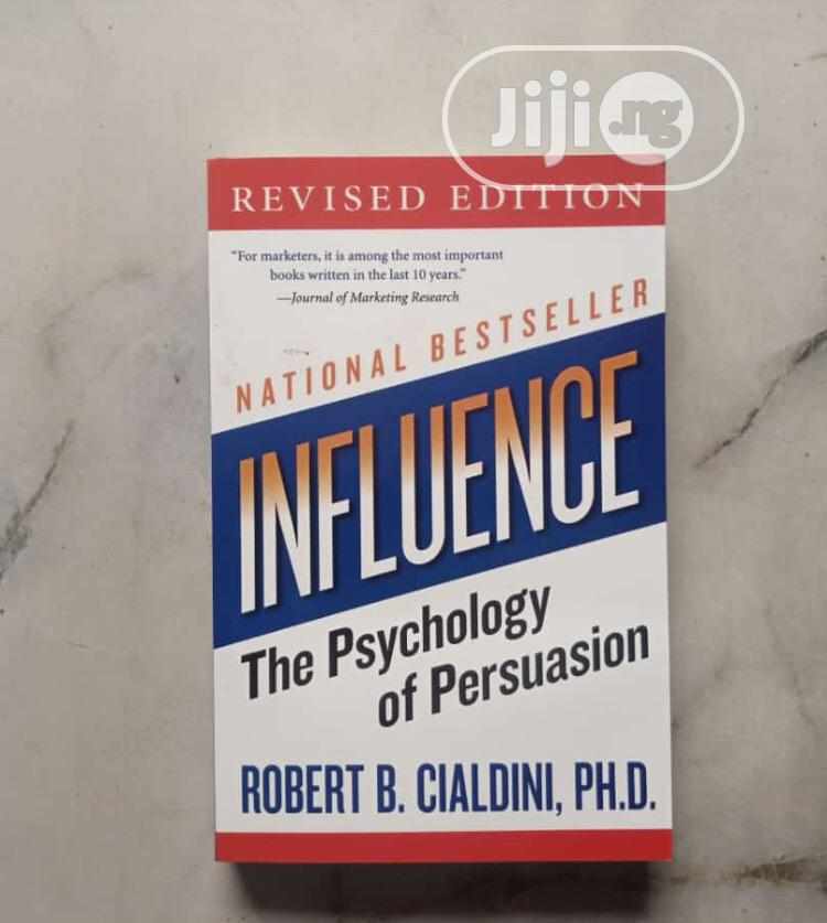Archive: Influence: The Psychology of Persuasion