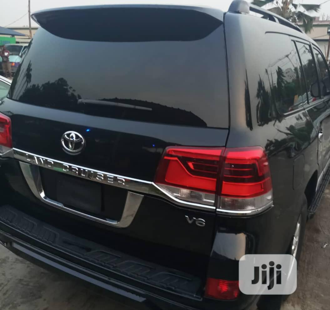 Toyota Land Cruiser 2018 Black | Cars for sale in Lekki, Lagos State, Nigeria