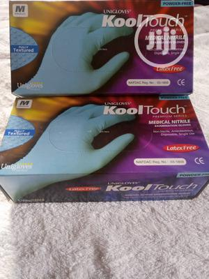 Powder Free Nitrile Gloves   Medical Supplies & Equipment for sale in Lagos State, Isolo