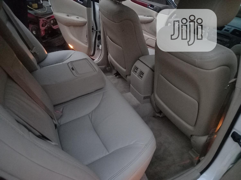 Lexus ES 2003 White   Cars for sale in Ikeja, Lagos State, Nigeria