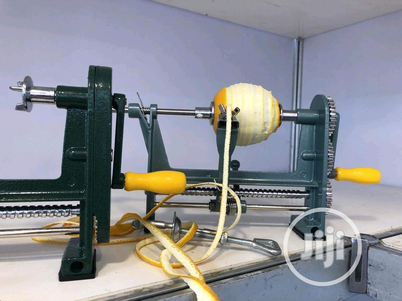 Orange Peeler Machine