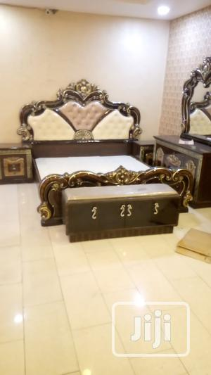 Royal Quality Set of Bed | Furniture for sale in Lagos State, Surulere