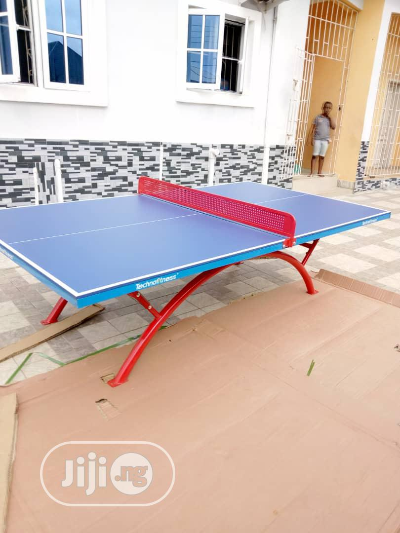 Archive: Outdoor Tenis Table