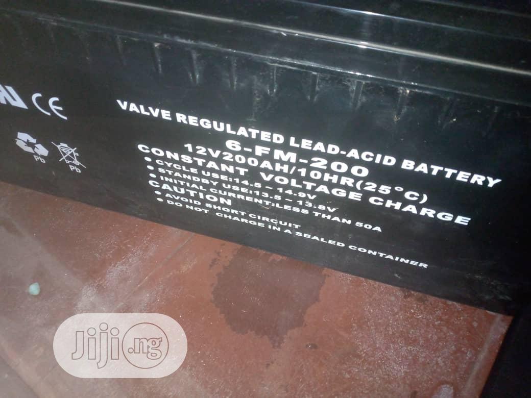 Condemn/Bad Inverter Batteries