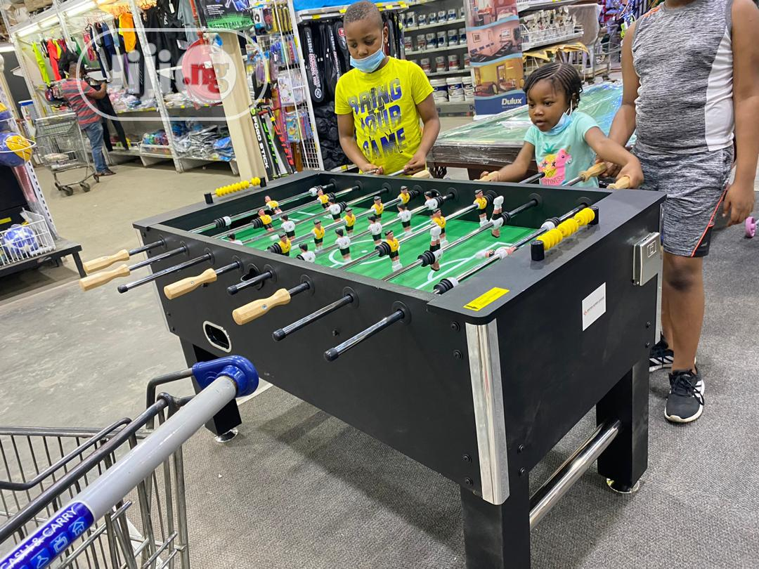 Brand New Soccer Table