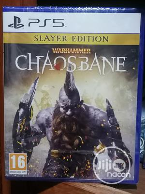 Warhammer Chaosbane:Slayer Edition PS5 | Video Games for sale in Lagos State, Lagos Island (Eko)