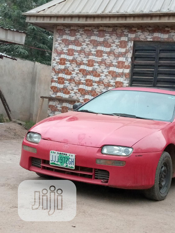 Mazda 323 1998 1.3 LX Red