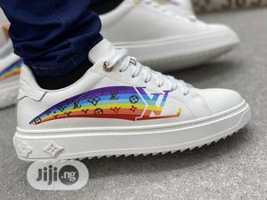 Louis Vuitton Luxury Men Sneakers   Shoes for sale in Lagos State, Lagos Island (Eko)