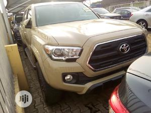 Toyota Tacoma 2018 Gold | Cars for sale in Lagos State, Ikeja