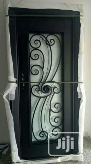 3ft Copper Glassy Door   Doors for sale in Lagos State, Orile