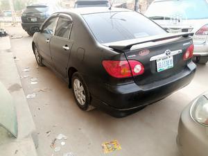 Toyota Corolla 2004 Black   Cars for sale in Lagos State, Ikotun/Igando