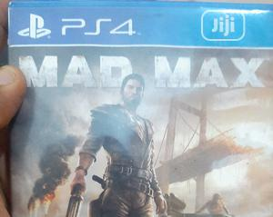 PS4 Mad Max Used | Video Games for sale in Lagos State, Agege