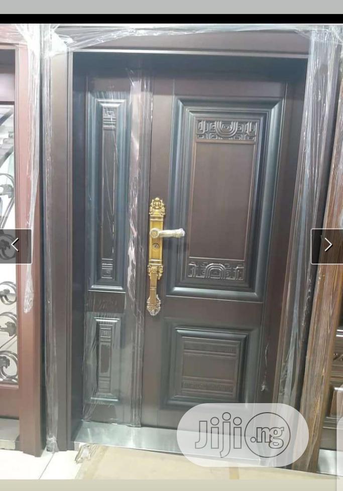 4ft Copper Security Door