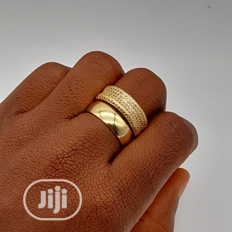 Unique Romanian Gold Wedding Rings | Wedding Wear & Accessories for sale in Enugu, Enugu State, Nigeria
