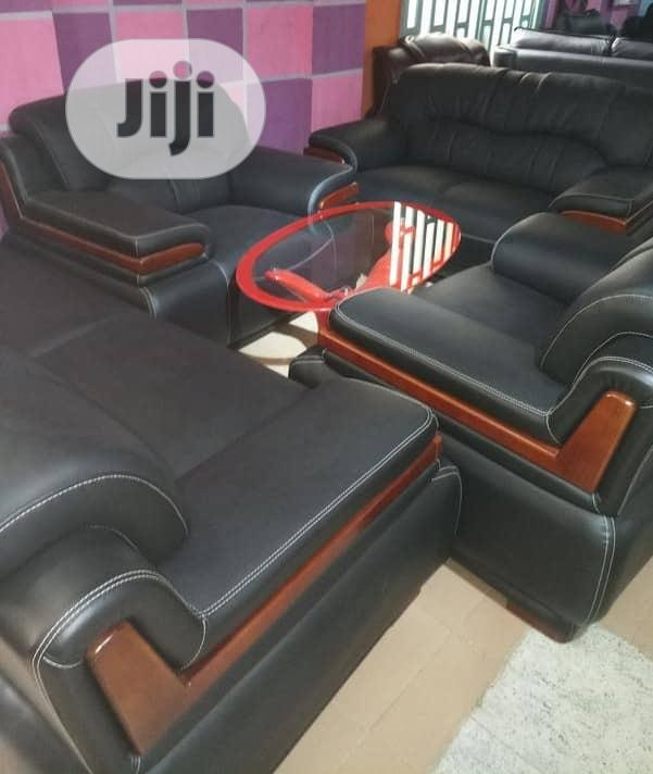 Archive: High Quality Imported 7 Seaters Leather Sofa Chair