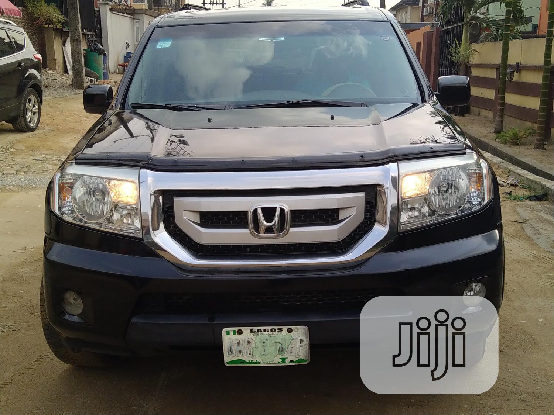 Honda Pilot 2011 Black   Cars for sale in Gbagada, Lagos State, Nigeria