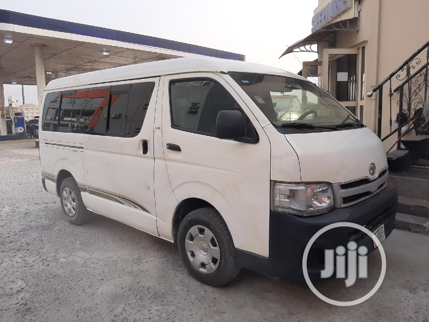 Archive: Tokunbo Standard Toyota Hiace 2012 White