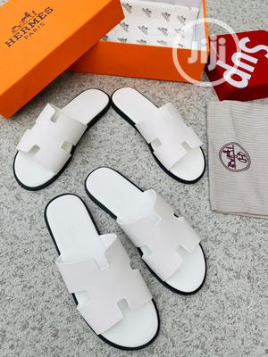 Hermes Palm Design   Shoes for sale in Lagos State, Lagos Island (Eko)