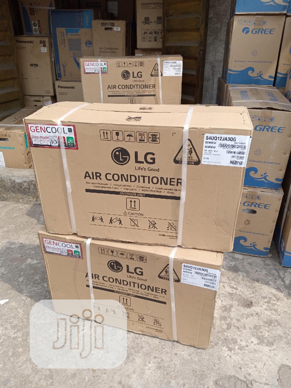 Archive: 1.5hp LG Gencool Inverter Air Conditioner Split Unit