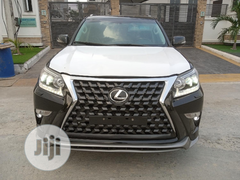 Lexus GX 2018 460 Base Black