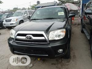 Toyota 4-Runner 2007 Limited V6 Gray   Cars for sale in Lagos State, Apapa