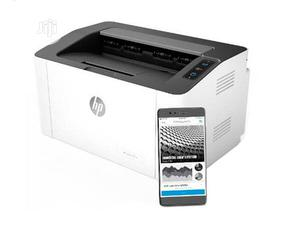 HP 107W Wireless Laser Printer | Printers & Scanners for sale in Lagos State, Ikeja