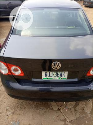 Volkswagen Jetta 2007 1.6 Automatic Gray | Cars for sale in Rivers State, Port-Harcourt