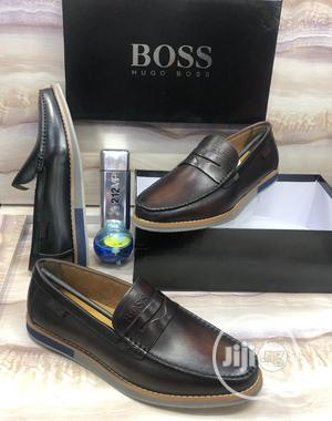 100% Italian Leather Loafers | Shoes for sale in Lagos State, Alimosho