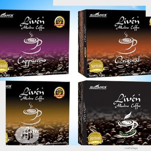 Liven Alkaline Coffee   Vitamins & Supplements for sale in Akwa Ibom State, Uyo