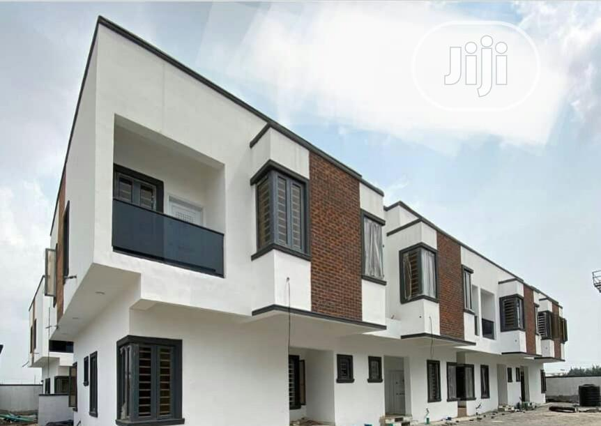 Brand New 4 Bedroom Terrace Duplex Well Finished!