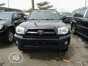 Toyota 4-Runner 2007 Limited 4x4 V6 Blue   Cars for sale in Lagos State, Apapa