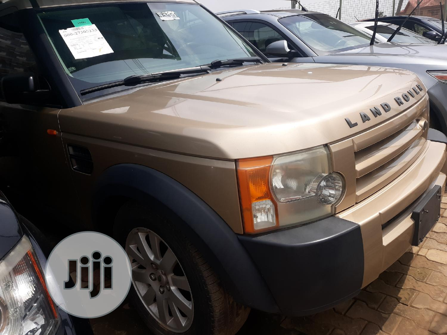 Archive: Land Rover Range Rover 2005 Gold
