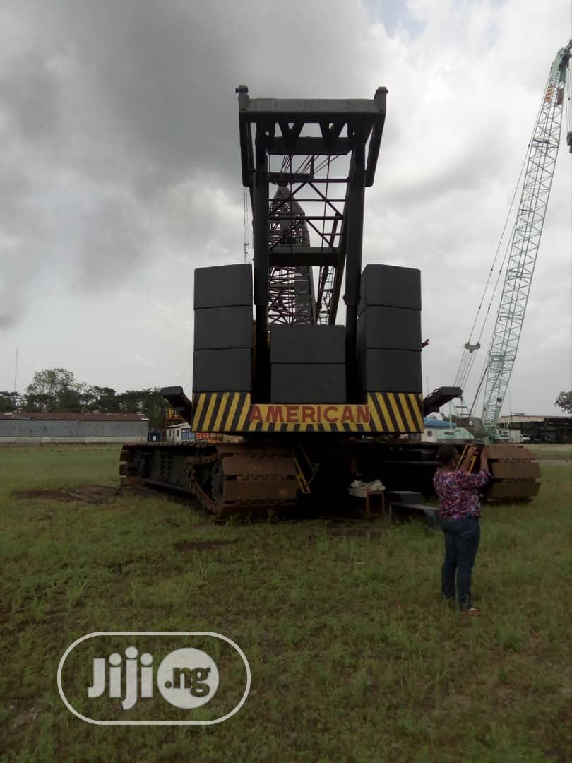 450tons Crawler Crane 2003 | Heavy Equipment for sale in Ibeju, Lagos State, Nigeria