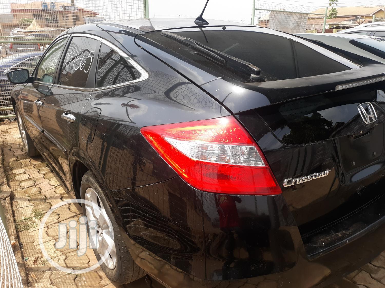 Honda Accord CrossTour 2012 EX-L Black | Cars for sale in Ipaja, Lagos State, Nigeria