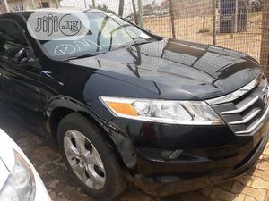Honda Accord CrossTour 2012 EX-L Black | Cars for sale in Lagos State, Ipaja