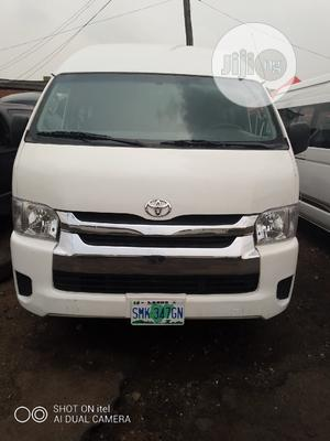 Clean Registered Toyota Hummer Bus 2013 | Buses & Microbuses for sale in Lagos State, Ojota