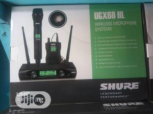 Shure Lapel And Handheld Wireless Microphone | Audio & Music Equipment for sale in Lagos State, Surulere