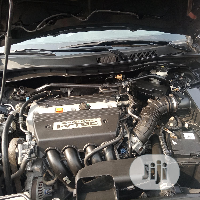 Honda Accord 2008 2.4 EX Automatic Black | Cars for sale in Apapa, Lagos State, Nigeria