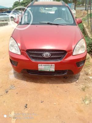 Kia Rondo 2010 EX V6 Red   Cars for sale in Lagos State, Ikotun/Igando
